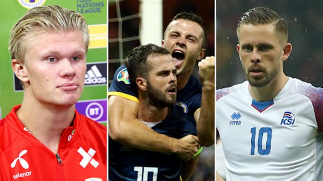 10 ngôi sao đắt giá vắng mặt ở EURO 2020: Haaland, Oblak, Pjanic, và những ai nữa?