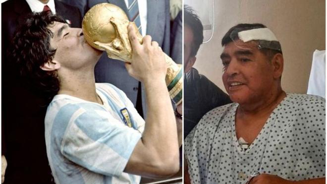 Diego Maradona đã nói gì trước khi qua đời?