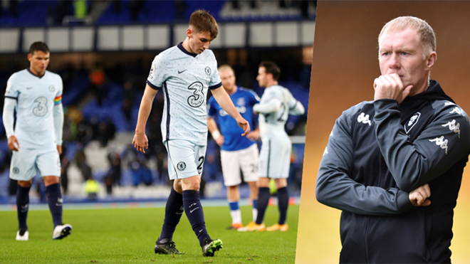 Scholes: 'Chelsea chưa sẵn sàng vô địch Ngoại hạng Anh'