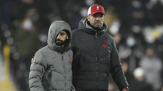 Klopp: 'Lý do duy nhất khiến Salah rời Liverpool là thời tiết'