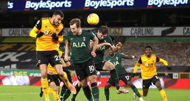 Wolves vs Tottenham, Harry Kane ăn vạ, Harry Kane ăn vạ kiếm phạt đền, Tottenham, Harry Kane, Harry Kane ngã vờ, Lịch thi đấu bóng đá Anh, Kết quả bóng đá Anh, BXH Anh