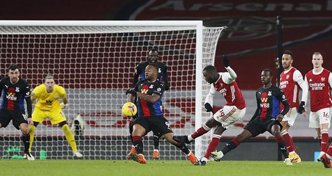 Arsenal, Arsenal 0-0 Crystal Palace, Video clip bàn thắng Arsenal vs Crystal Palace, Kết quảbóng đá Ngoại hạng Anh, Kết quảArsenal vs Crystal Palace, BXH bóng đá Anh