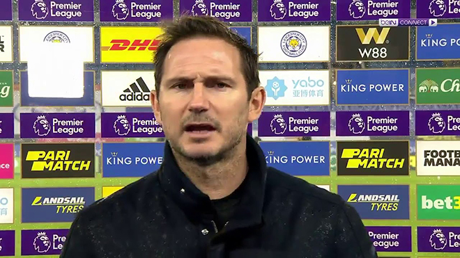 Chelsea: Lampard lên tiếng về khả năng bị sa thải, thừa nhận thua xứng đáng