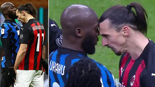 Lukaku nổi nóng chửi thề, đòi 'tẩn' đồng đội cũ Ibrahimovic