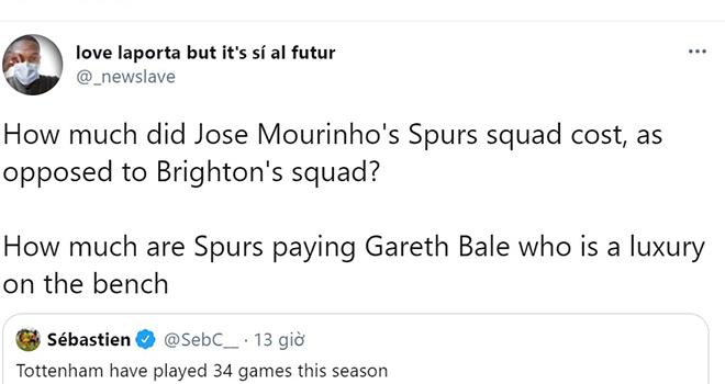 Brighton vs Tottenham, Mourinho, Tottenham, Gareth Bale, Alexis Sanchez, BXH Anh, kết quả Brighton vs Tottenham, video Brighton tottenham, sa thải Mourinho, bóng đá Anh