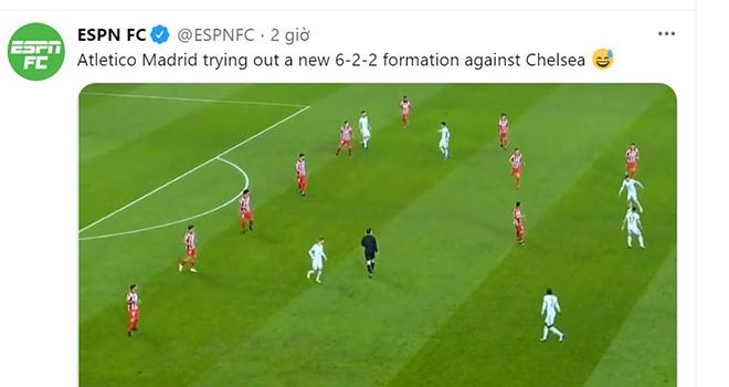 Atletico Madrid, Kết quả bóng đácúp C1 châu Âu, Atletico-Chelsea, Lazio-Bayern, Kết quả Atletico vs Chelsea,Kết quả bóng đáChampions League, Video Atletico vs Chelsea