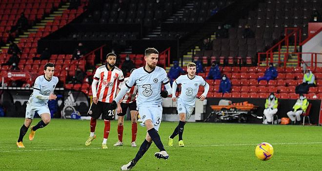 Sheffield 1-2 Chelsea, Video clip bàn thắng trận Sheffield vs Chelsea, kqbd, Kết quả Ngoại hạng Anh, Kết quảbóng đá Anh: Sheffield vs chelsea, BXH Ngoại hạng Anh
