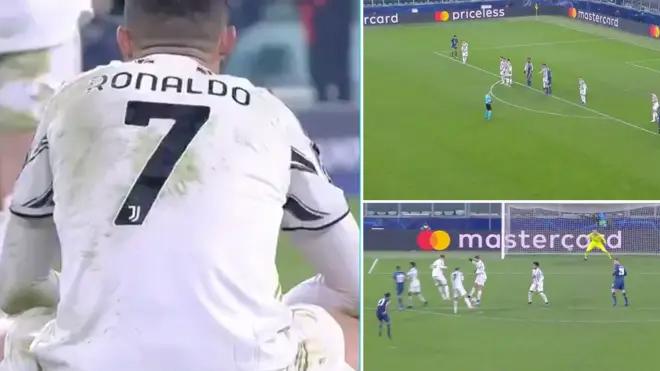 Ronaldo bị chỉ trích vì khiến Juventus nhận bàn thua quyết định