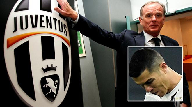 Cựu chủ tịch Juventus: 'Mua Ronaldo là sai lầm'