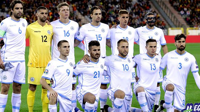 San Marino, bại tướng của tuyển Anh: Xếp đội sổ FIFA, cầu thủ là nha sĩ, buôn xe cũ, thiết kế đồ họa