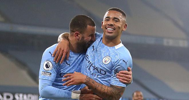 Man City, Man City-Wolves, kết quả bóng đá, bảng xếp hạng ngoại hạng Anh, kết quả Man City vs Wolves, kết quả bóng đá Anh, BXH ngoại hạng Anh, bong da hom nay