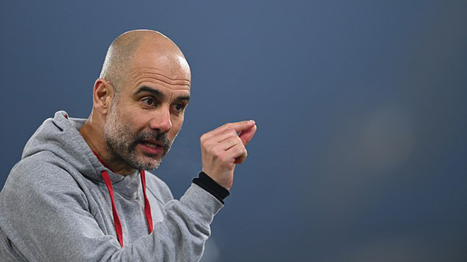 Guardiola vẫn chỉ ra điều không hài lòng trước trận Man City vs MU