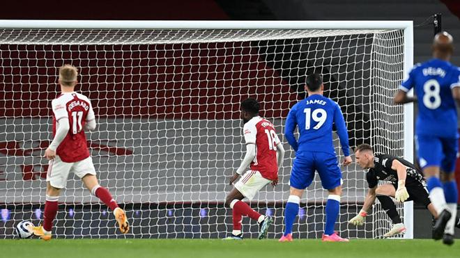 Arsenal 0-1 Everton: Bernd Leno khiến Arsenal chìm sâu so với top 6