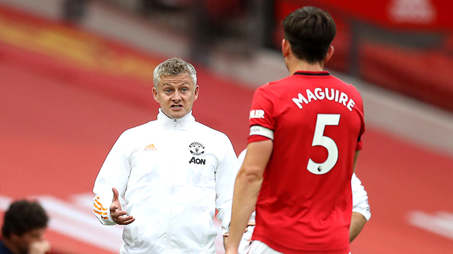 Tin bóng đá MU 17/5: MU đón tin vui về Maguire, mua Sancho với một điều kiện