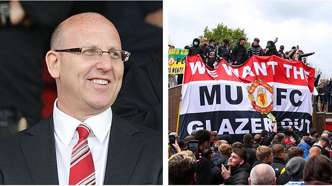 Tin bóng đá MU 8/5: Nhà Glazer viết thư xin lỗi CĐV. UEFA phạt MU vì vụ Super League