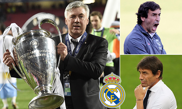 Real Madrid, Zidane, Ancelotti, chuyển nhượng Real, Ancelotti dẫn dắt real, lich thi dau bong da hôm nay, bong da hom na, truc tiep bong da, HLV mới của Real Madrid