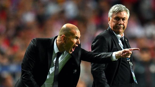 Real Madrid bất ngờ đưa Ancelotti về thay Zidane