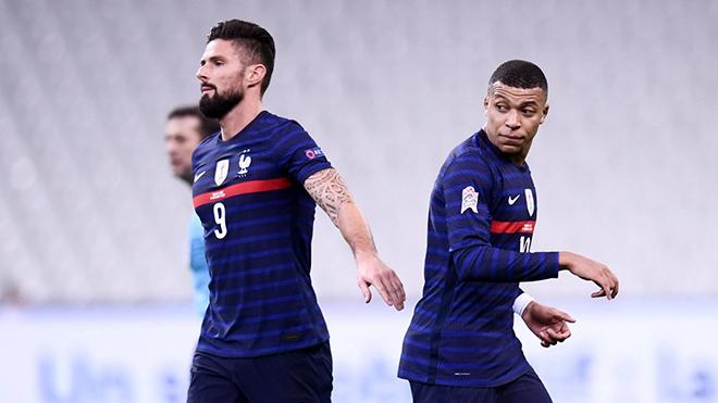 Tin EURO ngày 10/6: Nội bộ tuyển Pháp lục đục. Croatia không quỳ gối ở EURO