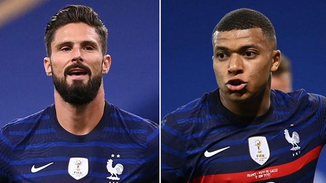 Tuyển Pháp lục đục: Mbappe đòi họp báo làm rõ mọi chuyện với Giroud