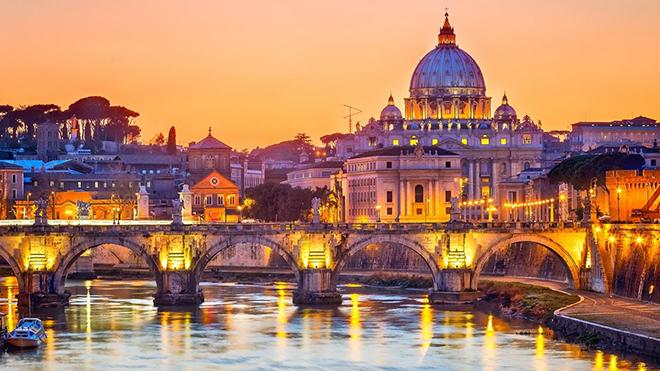 Mỗi ngày một thành phố EURO: Roma