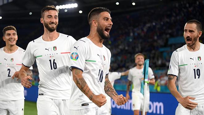 EURO 2021: Và nụ cười lại nở trên môi những người Italy!