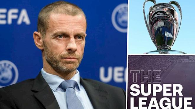 Barca, Real và Juventus sẽ bị cấm dự Champions League trong tuần này