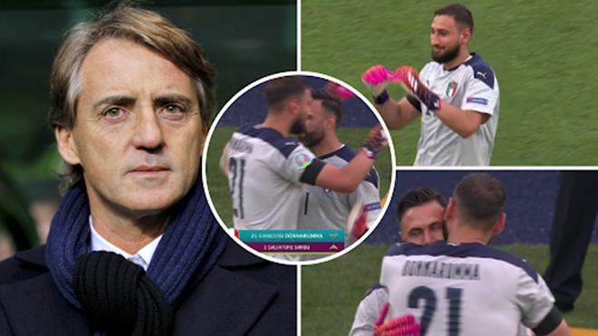 Tin EURO 21/6: Cầu thủ trẻ nhất lĩnh thẻ đỏ ở EURO. Lộ lý do Ý thay thủ môn phút 89