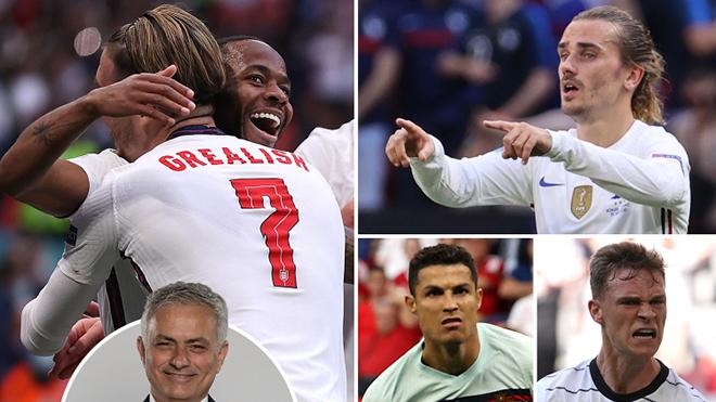 Jose Mourinho bất ngờ dành lời khen cho tuyển Anh