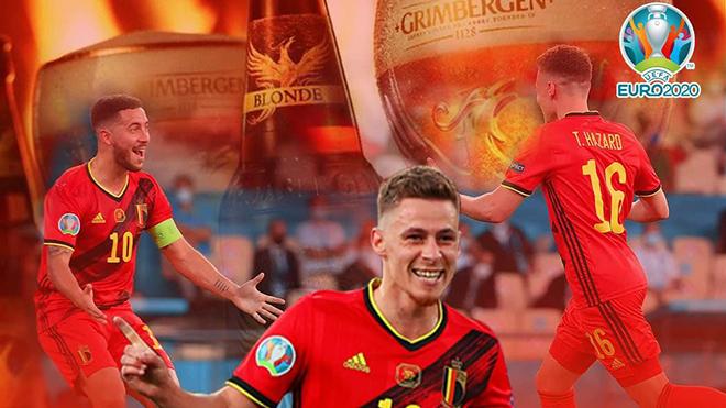 Bỉ 1-0 Bồ Đào Nha: Nhâm nhi ly bia Bỉ