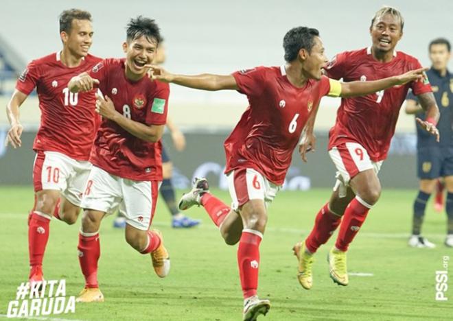 Kết quả vòng loại World Cup 2022: Thái Lan 2-2 Indonesia. Báo Thái Lan thất vọng, truyền thông Thái Lan, bảng xếp hạng bảng G, lịch thi đấu vòng loại World Cup 2022, kqbd