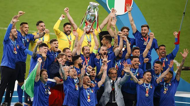 Những kỷ lục bị phá ở trận chung kết EURO 2021
