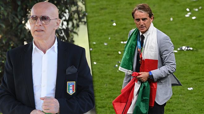 Arrigo Sacchi: 'Anh đã cố sao chép lối đá của tuyển Ý'