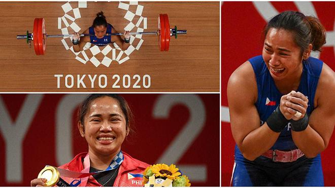 Chân dung nữ đô cử giành HCV Olympic đầu tiên trong lịch sử Philippines