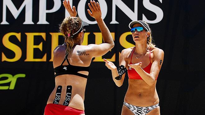 Olympic Tokyo 2021: Vì sao VĐV bóng chuyền nữ vẫn mặc bikini?
