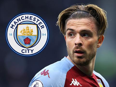 Man City đạt thỏa thuận mua Grealish với giá 100 triệu bảng