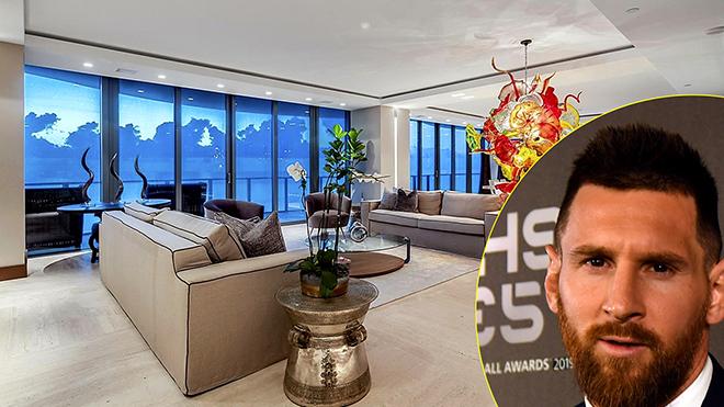 Sở hữu căn hộ siêu sang ở Miami, Lionel Messi sẽ dưỡng già ở MLS?