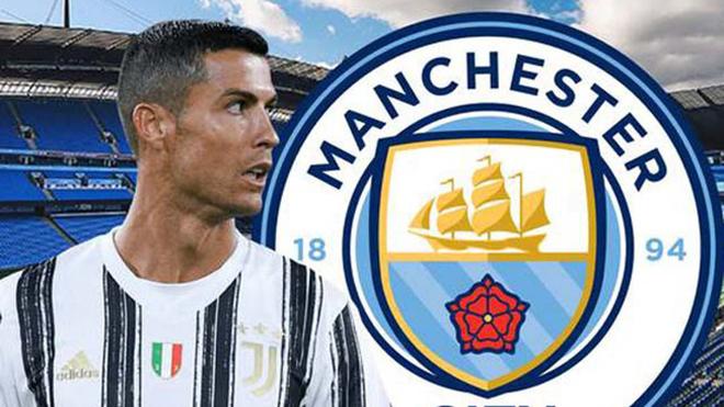 Juventus: Ronaldo thúc đẩy chuyển nhượng tới Man City