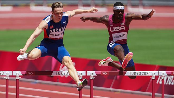 Vì sao nhiều kỷ lục điền kinh bị phá ở Olympic Tokyo?