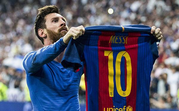 Messi ra đi, ai sẽ mặc áo số 10 ở Barca?
