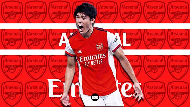 Takehiro Tomiyasu, tân binh người Nhật Bản của Arsenal là ai?