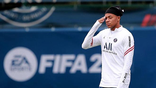 Mbappe gia nhập Real Madrid theo dạng chuyển nhượng tự do Hè tới