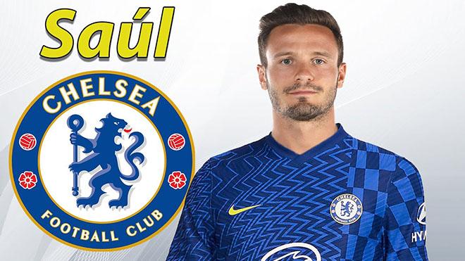 Chelsea mượn thành công Saul Niguez từ Atletico