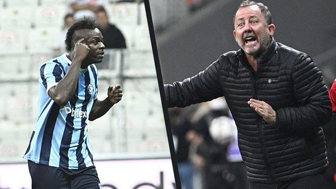 Balotelli khiêu khích HLV đối thủ từng chửi mình 'thiểu năng'