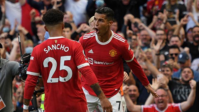 Quỹ lương MU cao kỷ lục vì Ronaldo, Sancho, và Varane
