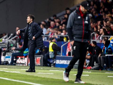 MU cần học cách đối phó với Liverpool từ Ateltico