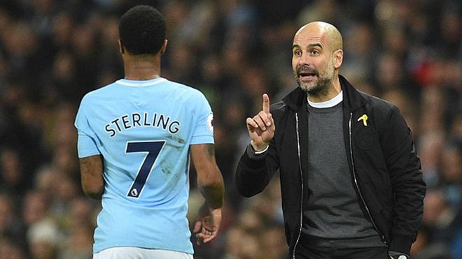 Sterling: 'Guardiola biến tôi từ kẻ rê bóng vô hại đến cây săn bàn khủng khiếp'