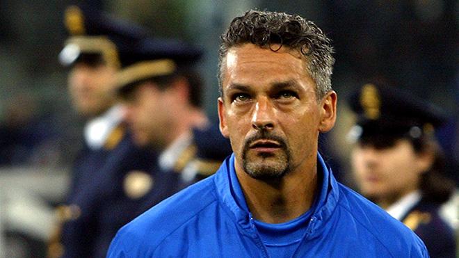 Kết quả hình ảnh cho Tiểu sử về Roberto Baggio