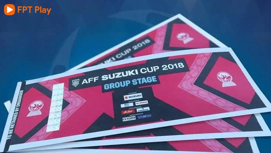 VFF ra thông báo vụ bán vé online chung kết Việt Nam vs Malaysia