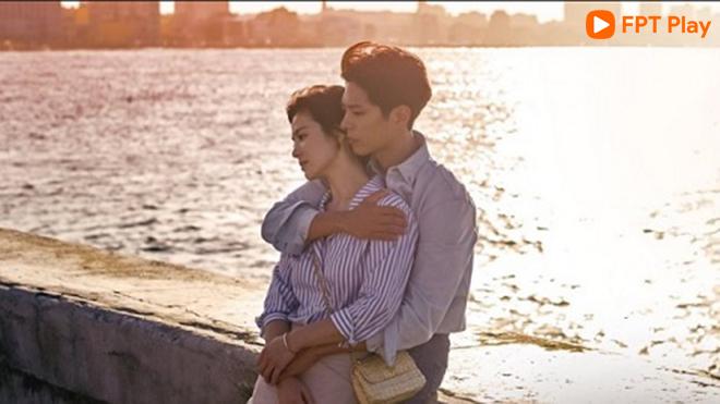 """Song Hye Kyo và Park Bo Gum trong """"Encounter"""""""