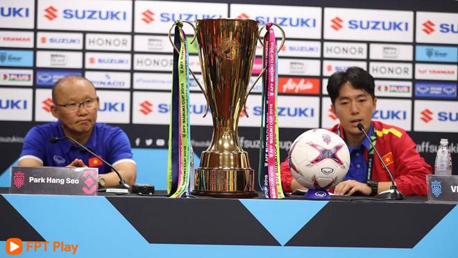 HLV Park Hang Seo: 'Lượt về đội tuyển Việt Nam sẽ khác'